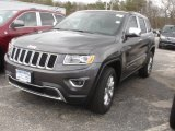 2014 Granite Crystal Metallic Jeep Grand Cherokee Limited 4x4 #79058306