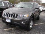 2014 Granite Crystal Metallic Jeep Grand Cherokee Laredo 4x4 #79058302