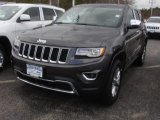 2014 Granite Crystal Metallic Jeep Grand Cherokee Limited 4x4 #79058272