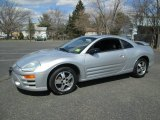 2003 Sterling Silver Metallic Mitsubishi Eclipse GS Coupe #79059086