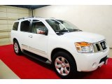 2012 Blizzard White Nissan Armada SL #79058582