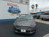 2013 Sterling Gray Metallic Ford Fusion SE 1.6 EcoBoost #79058441