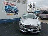 2013 Ingot Silver Metallic Ford Fusion SE 1.6 EcoBoost #79058440