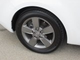 Kia Forte Koup 2012 Wheels and Tires