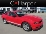 2012 Race Red Ford Mustang V6 Coupe #79058263