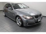 2009 Space Grey Metallic BMW 3 Series 335i Sedan #79058923