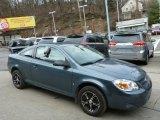 2007 Blue Granite Metallic Chevrolet Cobalt LS Coupe #79059210