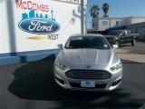 2013 Ingot Silver Metallic Ford Fusion Titanium #79058427