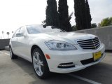 2013 Diamond White Metallic Mercedes-Benz S 550 Sedan #79058556