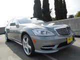 2013 Palladium Silver Metallic Mercedes-Benz S 550 Sedan #79058553