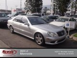 2004 Brilliant Silver Metallic Mercedes-Benz S 500 Sedan #79058751