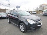 2011 Black Granite Metallic Chevrolet Equinox LT AWD #79058547