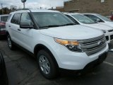 2013 Oxford White Ford Explorer 4WD #79058545