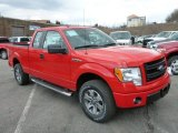 2013 Ford F150 STX SuperCab 4x4 Data, Info and Specs
