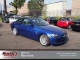 2010 Montego Blue Metallic BMW 3 Series 328i Coupe #79058747