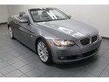 2008 Space Grey Metallic BMW 3 Series 328i Convertible #79058915