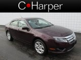 2011 Bordeaux Reserve Metallic Ford Fusion SE V6 #79059063