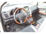2008 Lexus RX 400h AWD Hybrid Light Gray Interior