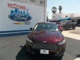2013 Bordeaux Reserve Red Metallic Ford Fusion SE 1.6 EcoBoost #79058414