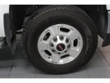 GMC Sierra 2500HD 2012 Wheels and Tires