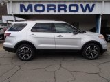 2013 Ingot Silver Metallic Ford Explorer Sport 4WD #79058527