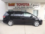 2011 Black Toyota Sienna LE #79058400