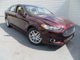 2013 Bordeaux Reserve Red Metallic Ford Fusion SE 1.6 EcoBoost #79058717