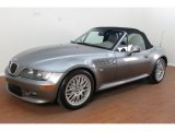 2001 BMW Z3 Steel Grey Metallic
