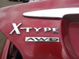 Jaguar X-Type 2003 Badges and Logos