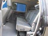 2007 Dodge Ram 3500 Laramie Mega Cab 4x4 Dually Rear Seat