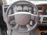 2007 Dodge Ram 3500 Laramie Mega Cab 4x4 Dually Steering Wheel