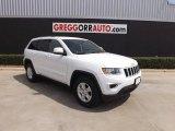 2014 Bright White Jeep Grand Cherokee Laredo #79058891