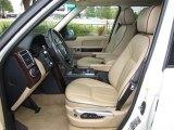 2007 Land Rover Range Rover HSE Sand Beige Interior