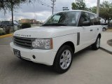 2007 Land Rover Range Rover HSE Front 3/4 View