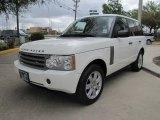 2007 Land Rover Range Rover Chawton White