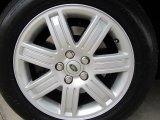 2007 Land Rover Range Rover HSE Wheel