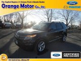 2013 Tuxedo Black Metallic Ford Explorer Limited 4WD #79058692