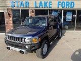 2009 All-Terrain Blue Hummer H3  #79059145