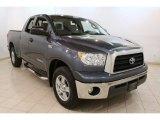 2008 Slate Gray Metallic Toyota Tundra SR5 Double Cab 4x4 #79058984