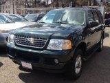 2004 Aspen Green Metallic Ford Explorer XLT 4x4 #79126681