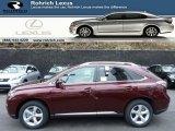2013 Claret Red Mica Lexus RX 350 AWD #79126617