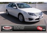 2010 White Suede Ford Fusion SEL #79126611