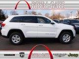 2014 Bright White Jeep Grand Cherokee Laredo 4x4 #79126530