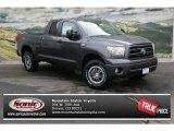 2013 Magnetic Gray Metallic Toyota Tundra TRD Rock Warrior Double Cab 4x4 #79126469