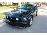 2007 Black Ford Mustang GT/CS California Special Convertible #79126653