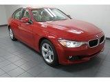 2013 Melbourne Red Metallic BMW 3 Series 328i Sedan #79126697