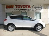 2013 Blizzard White Pearl Toyota RAV4 Limited AWD #79151244
