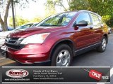 2010 Tango Red Pearl Honda CR-V LX AWD #79151238