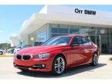 2013 Melbourne Red Metallic BMW 3 Series 328i Sedan #79157970
