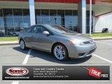 2007 Galaxy Gray Metallic Honda Civic Si Coupe #79158062